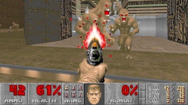 Doom No Longer Regulated Like Porn in Germany