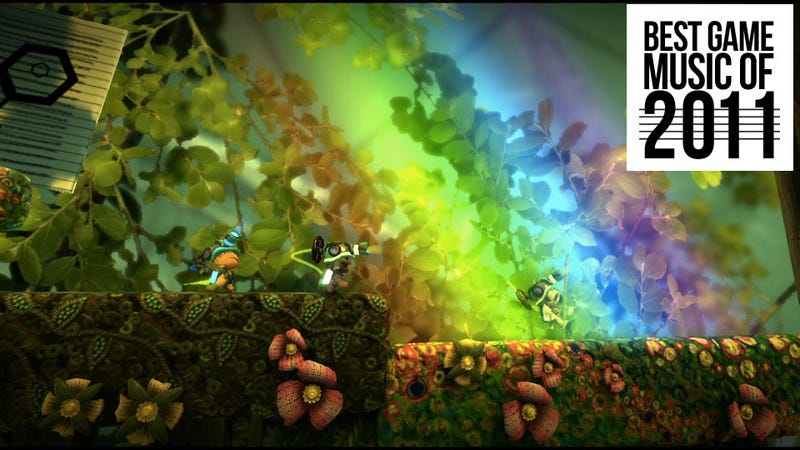 The Best Game Music of 2011: LittleBigPlanet 2