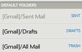 Make the Palm Pre Archive Instead of Delete Gmail Messages