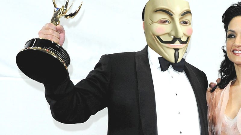 Why Is Anonymous Clamoring for a Super-Lame, Corporate-Sponsored Twitter Award?