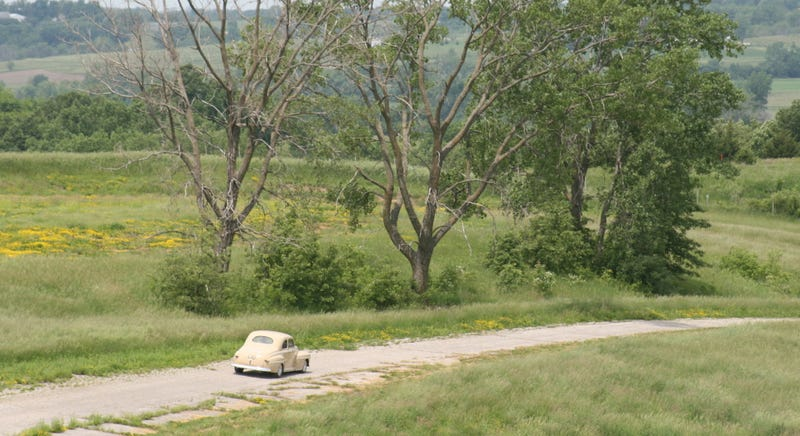 The Greenwood Revival: An Abandoned Racetrack in Iowa Has Its Day
