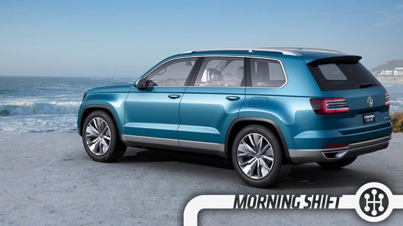 Volkswagen Will Build New SUV In Tennessee, Will Have Union