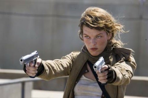 Resident Evil Movie Producer Wants Bigger Success, Unlike Saw