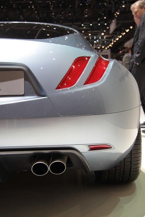 Touring Superleggera A8GCS Berlinetta