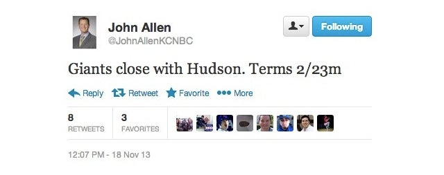 Who Is John Allen, The Baseball Reporter Revealed As A Twitter Hoax?