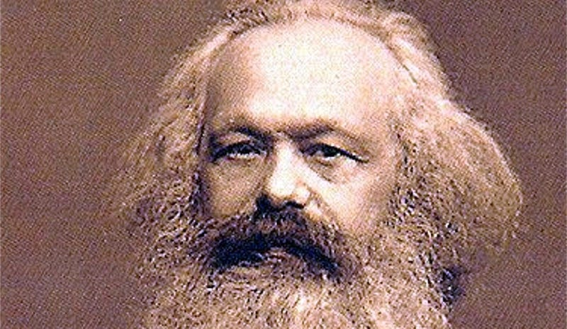 Allegedly Greedy Marxist Press Demands That Marxists Pay For Marx