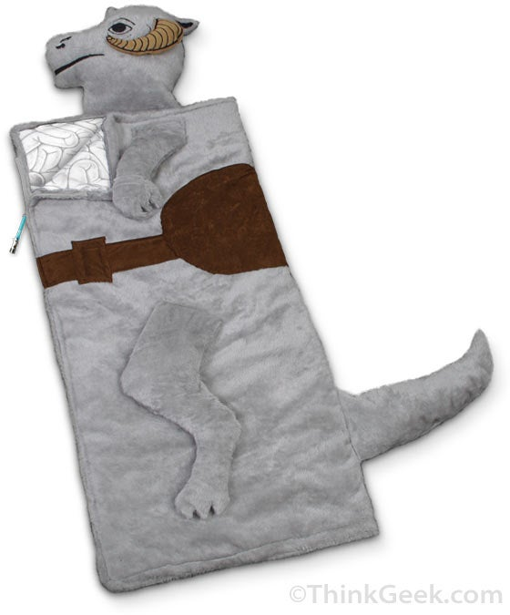 Drop The Knife, The Tauntaun Sleeping Bag Is Now Real