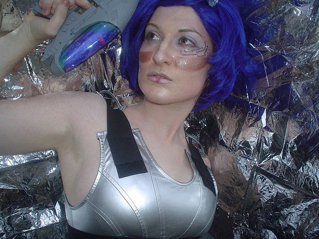 Gizmodo Sexy Robot Costume Contest: Can You Beat This?