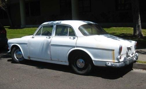 1966 Volvo Amazon