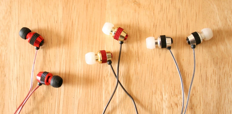 Hands on With the V-Moda Vibe Colored Earbuds