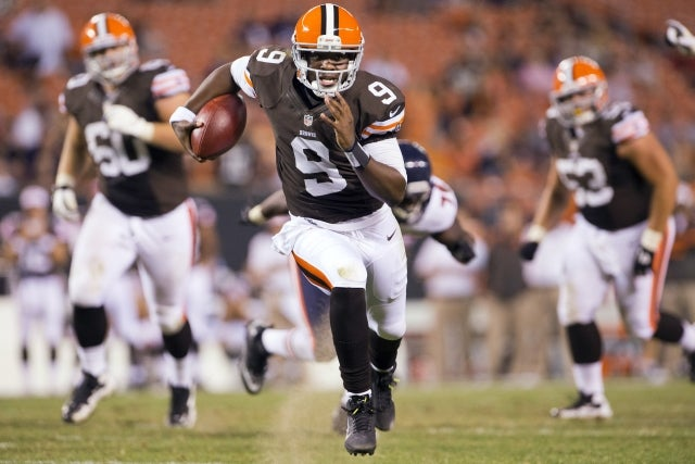 """Everything You Need To Know About New Browns Quarterback Thad """"The Champ"""" Lewis"""