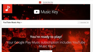Friendly Notice: YouTube Music Key is rolling out already to some. (UPDATED!)
