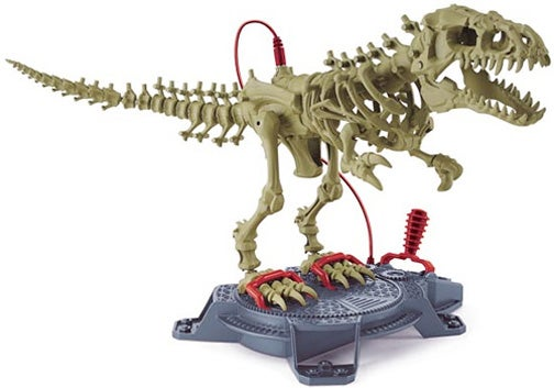 Skeleflex T-Rex Powerflex Lab Brings History Alive...Literally