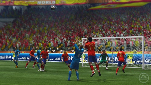 EA Sports Picks Spain to Win World Cup