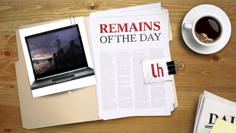 Remains of the Day: Google Announces its First High-End Chromebook, Pixel