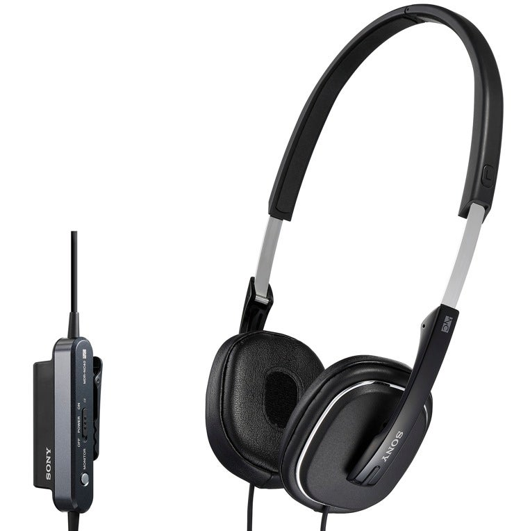 Sony Slims Down Its Noise Canceling Set With MDR-NC40