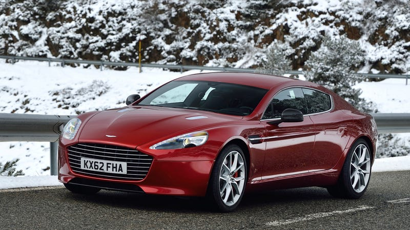 2014 Aston Martin Rapide S: The Jalopnik Review