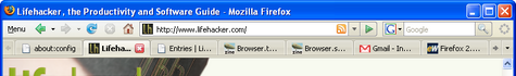 Geek to Live: Top Firefox 2 config tweaks
