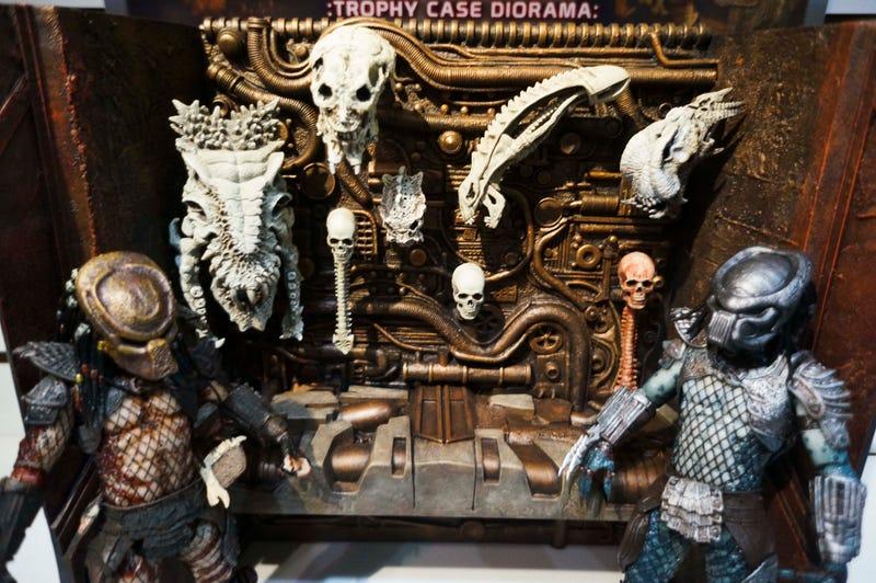 Robot George Washington, Dirty Schwarzeneggers and KHAAAAAAN: Toy Fair 2013, Day 2