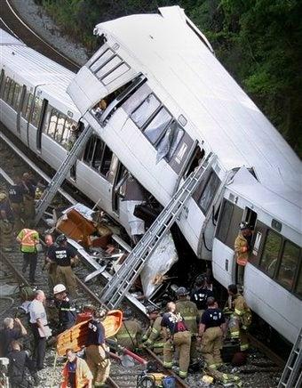 DC Metro Crash Death Toll Rises