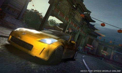 NFS:World Online Launches Asian Site