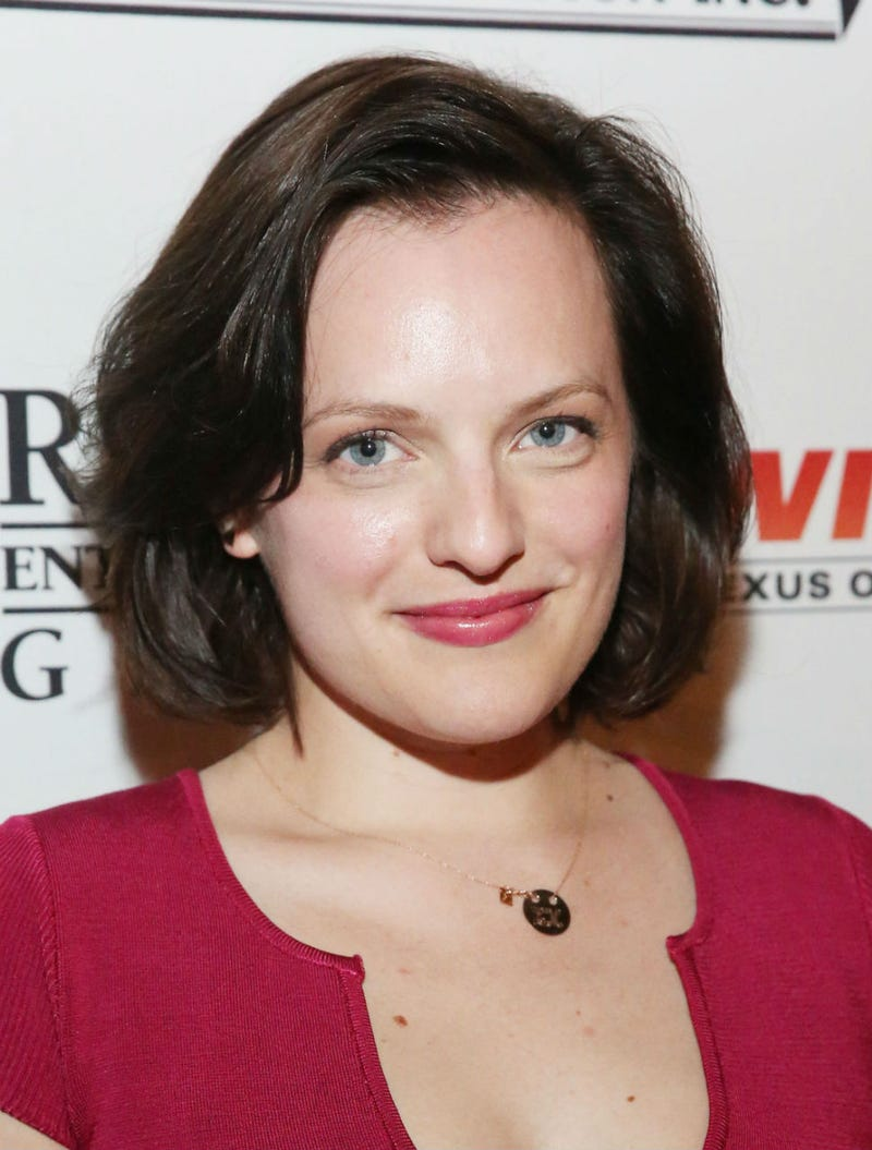 Elisabeth Moss Is 'The One I Love'