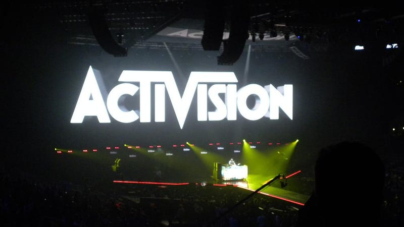 Activision's Night Of Far Too Many Stars