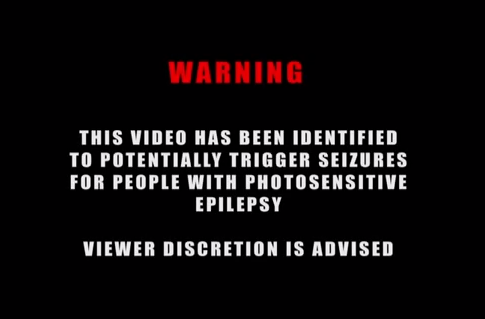 The David Lynch-Directed NIN Music Video Comes with a Seizure Warning