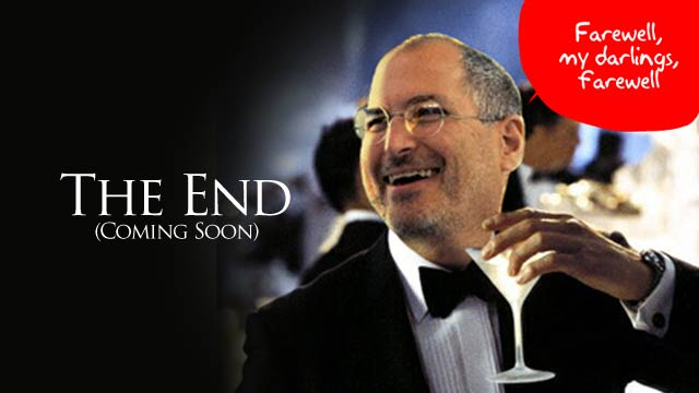 Is Steve Jobs Preparing His Farewell?