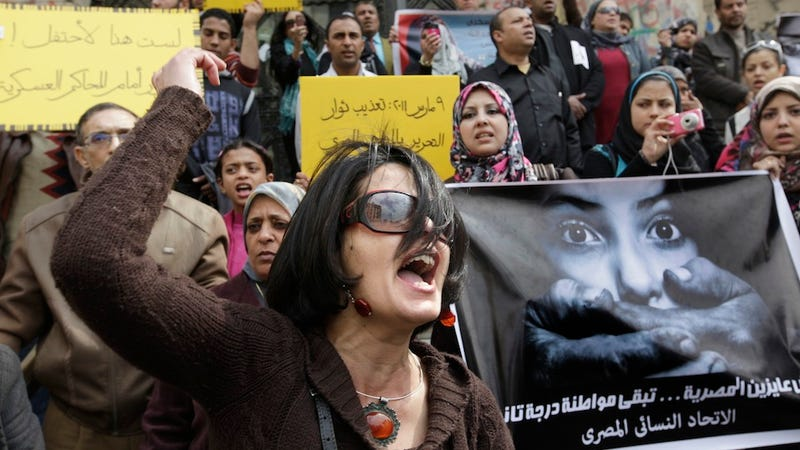 Just How Bad Is It for Women in Egypt? Very.