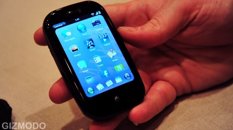 Palm Releasing Smaller Pre-Like WebOS Smartphone This Year