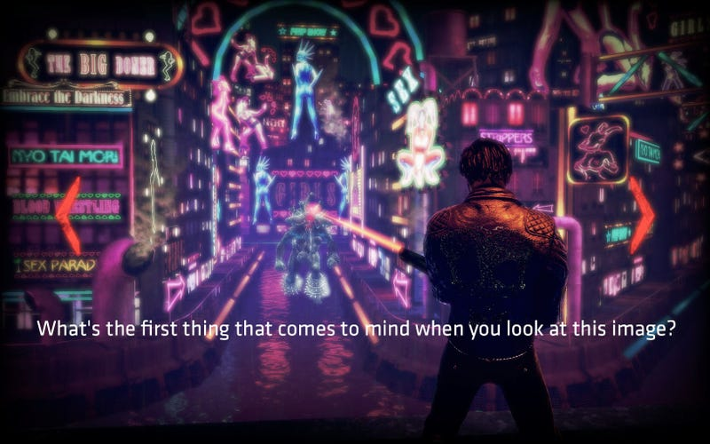 Welcome to the Game Club: Shadows of the Damned a.k.a. the Five-Week Boner Joke