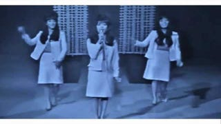 The Ronettes -- 'Be My Baby'