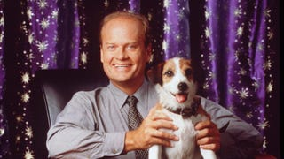 Forgotten Celebrity Memoirs: It's 1995 and Kelsey Grammer Is a Monster