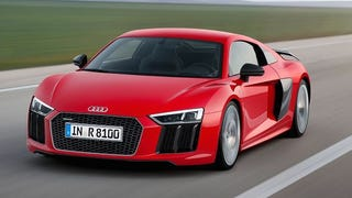 2016 Audi R8: This <i>Really</i> Looks Like It