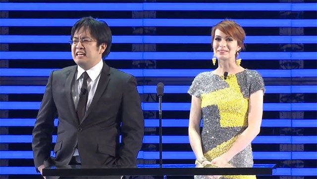 Watch The 2014 DICE Awards, Right Here