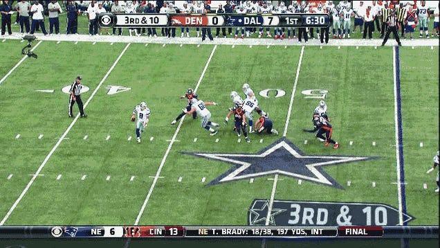 Tony Romo Was Tony Romo, Until He Was Tony Romo