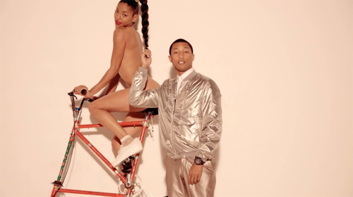 """Pharrell Is Really Bad at Defending """"Blurred Lines"""""""
