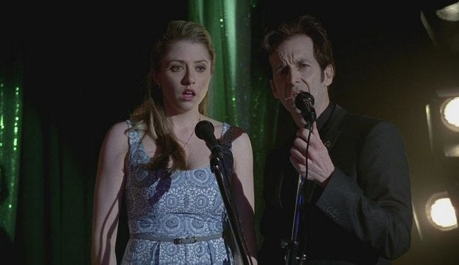 True Blood gets high and does Vampire Karaoke, but with naked ladies and blood
