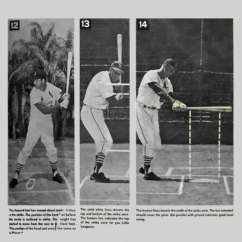 Learn To Hit Like Stan Musial From This Cool Old Vinyl Record