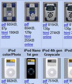 Gift idea: Rockboxin' MP3 player