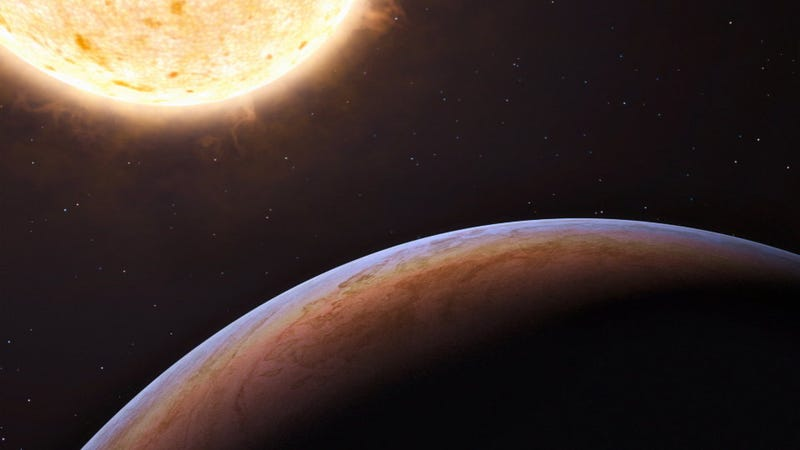 Scientists Find a Planet Similar to Mars Outside Our Solar System