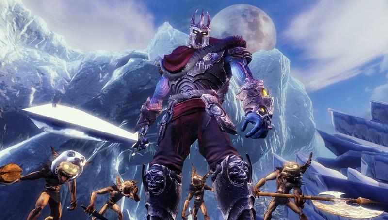 Overlord II - Meet The New Boss