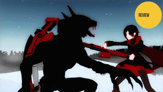 The Beauty of RWBY's Fight Scenes Will Make Your Jaw Drop