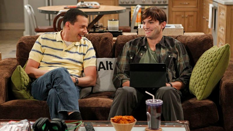 Two And A Half Men to End as It Began: A Gross Piece of Garbage