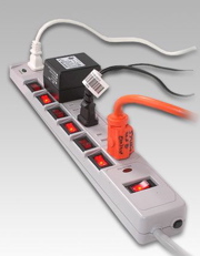 Ultra Surge Protector Selectively Kills off Vampire Power