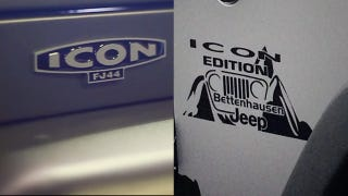 ICON vs. ICON: Two 4x4 builders and the quest for identity