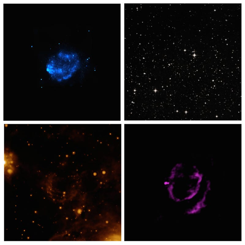 A Very Strange Supernova