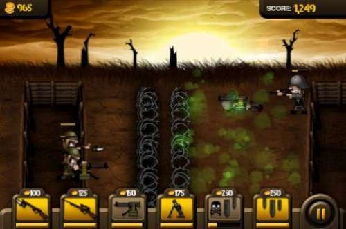 Trenches Micro-Review: An Interesting Take on Tower Defense