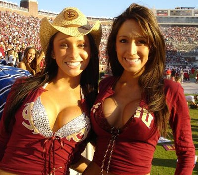 Gator Bowl: West Virginia. Florida State. Go.